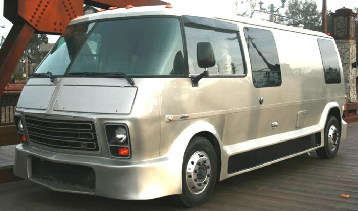For Sale - 1976 GMC Birchaven D3