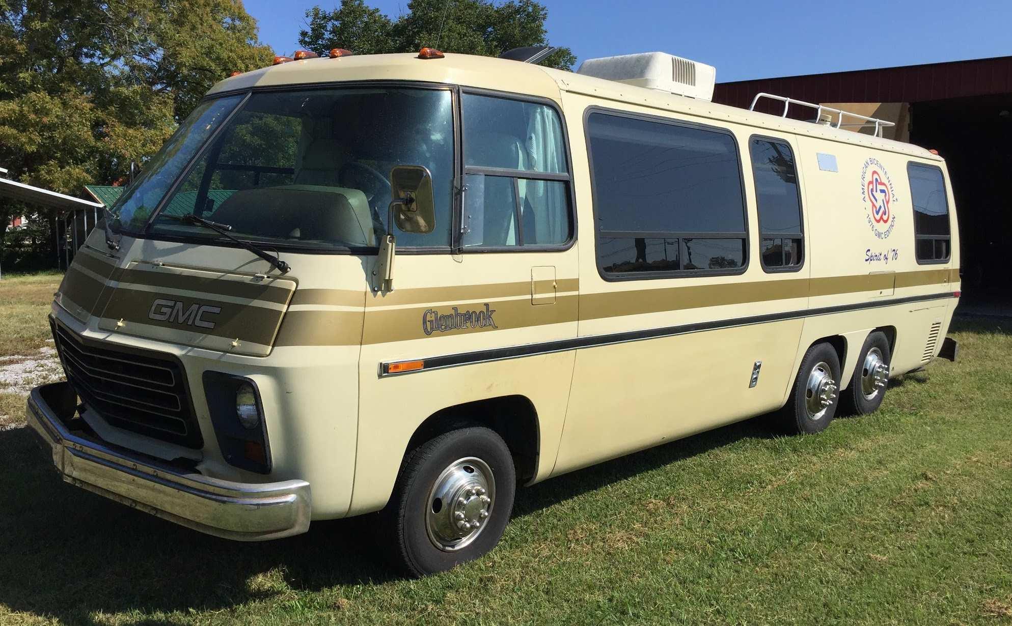 1976 Gmc Glenbrook For Sale