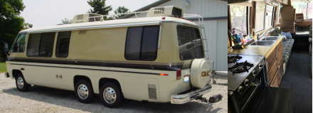 GMC Motorhomes For Sale